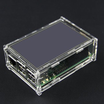 Akrylový kit na Raspberry Pi